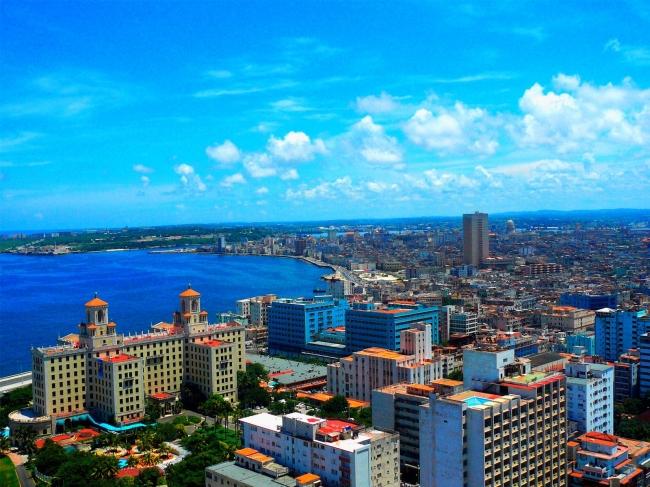 VIAJE GRUPAL A CUBA DESDE ARGENTINA - Buteler en La Habana