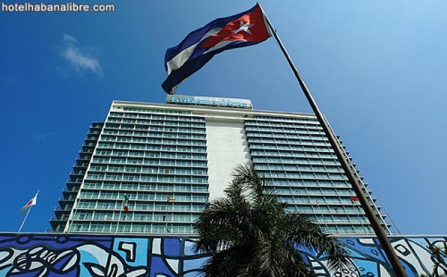 LA HABANA: TRYP HABANA LIBRE - Buteler en La Habana