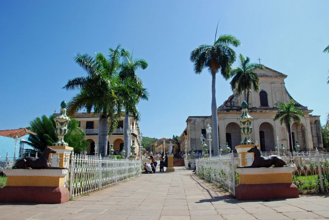 VIAJES GRUPALES A CUBA DESDE CORDOBA Y BUENOS AIRES: HISTORIA, NATURALEZA & MAR - Cienfuegos / La Habana / Playa Girón / Santa Clara / Trinidad / Varadero /  - Buteler en La Habana