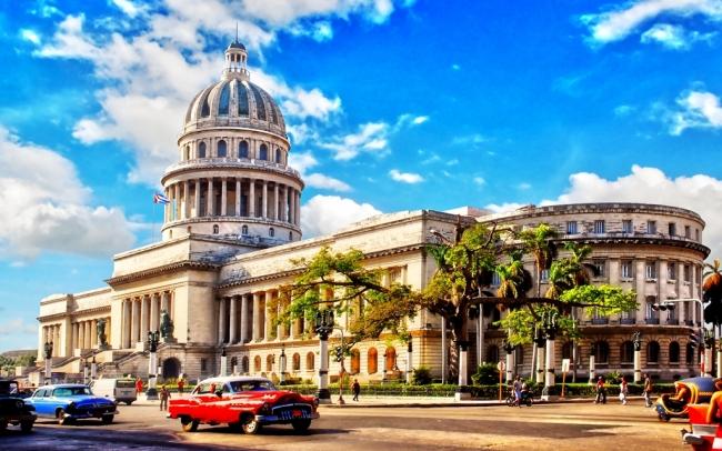VIAJES GRUPALES A LOS PUEBLOS Y PLAYAS DE CUBA DESDE ARGENTINA - Camagüey / Cienfuegos / Guardalavaca / La Habana / Santa Clara / Santiago de Cuba / Trinidad / Varadero / Viñales /  - Buteler en La Habana