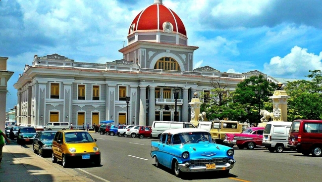 VIAJE GRUPAL A CUBA AUTENTICA DESDE ARGENTINA - Buteler en La Habana