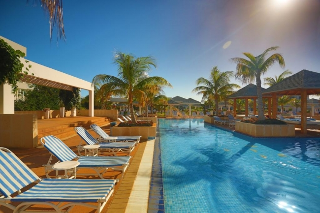 Hotel Valentin Perla Blanca - Cayo Santa Maria  /  - Buteler en La Habana